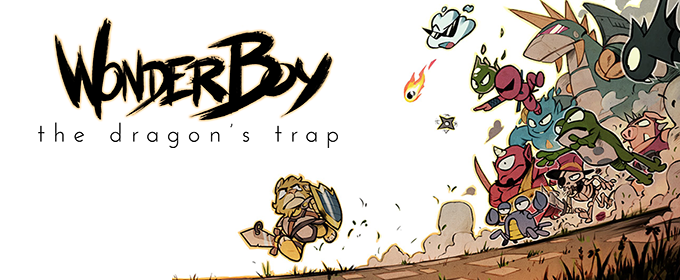 Обзор  Wonder Boy: The Dragon's Trap