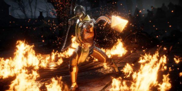 Нам показали Mortal Kombat 11. Смотрим трейлер (видео)