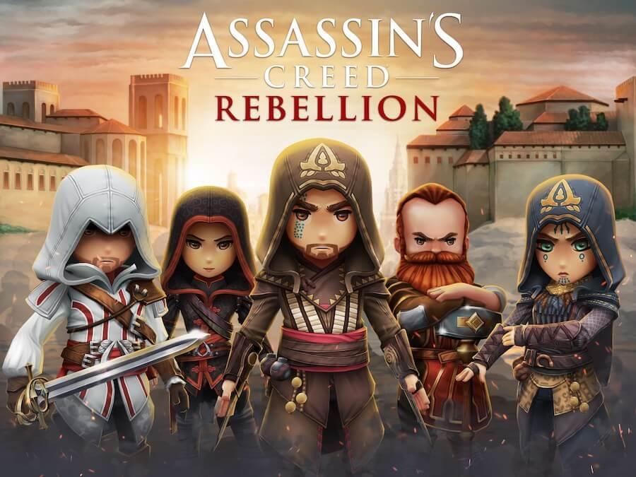 Assassin's Creed Rebellion — первый взгляд на Восстание, советы, прохождение