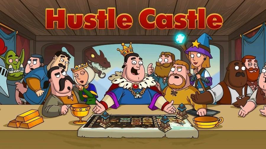 Игра Hustle Castle — Гайд и секреты: снаряжение, арена, войны и алмазы