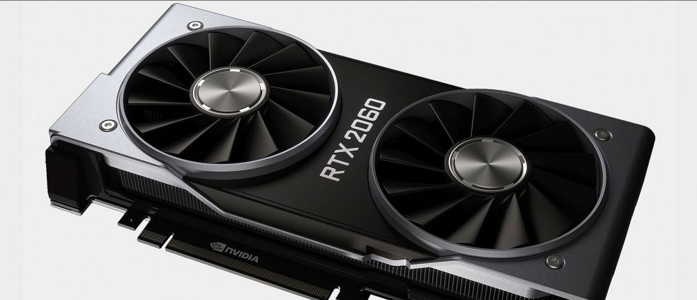 Анонс видеокарты GeForce RTX 2060 состоится примерно через месяц