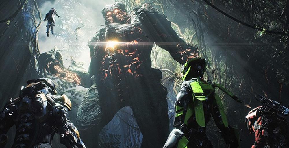 В BioWare рассказали о «не интересном» Anthem, и сюжете «как в Destiny»