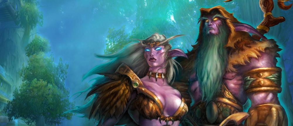 Blizzard создает свою Pokemon GO с героями Warcraft