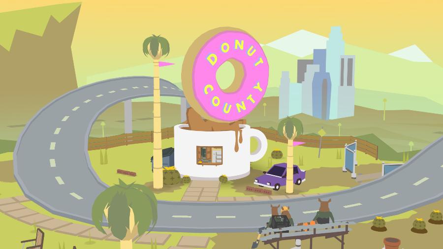 Обзор Donut County - действительно ли лучшая игра в 2018 году?