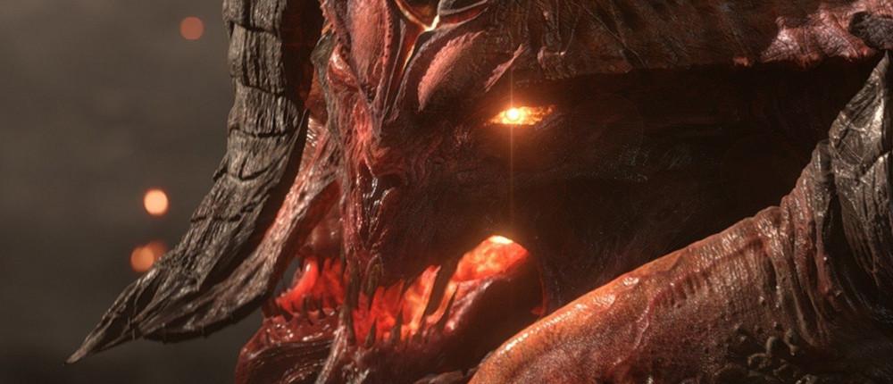 Diablo 4 все же находится в разработке! Ранняя версия была похожа на Dark Souls