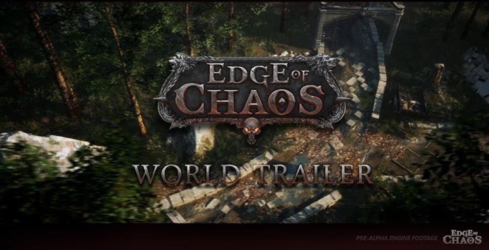 Анонсирована стратегия Edge of Chaos