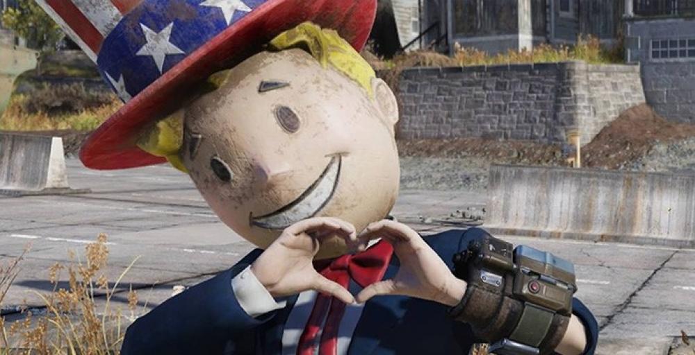 Мутации в Fallout 76 могут научить летать
