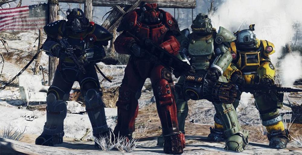 Bethesda веселится в новом режиме Fallout 76
