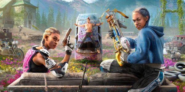 Видеоблогер сравнил игровые локации Far Cry New Dawn и Far Cry 5 (видео)