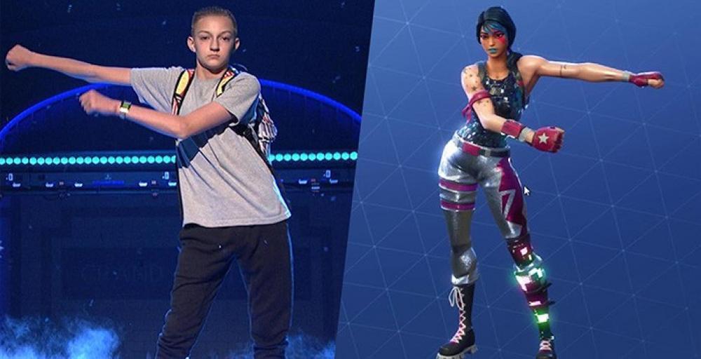 На Fortnite подают в суд ещё два танцора