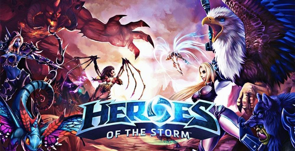 Blizzard разочаровывается в Heroes of the Storm