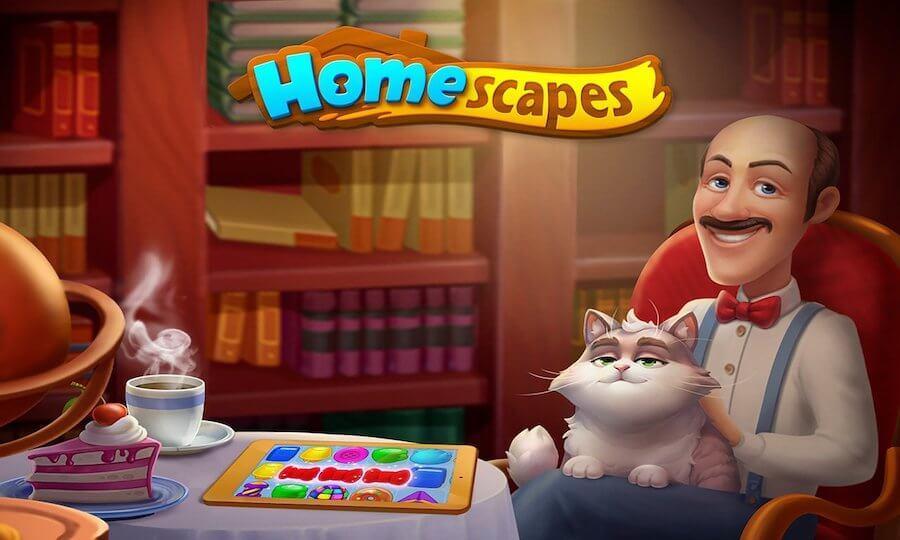 Как проходить некоторые уровни в игре Homescapes