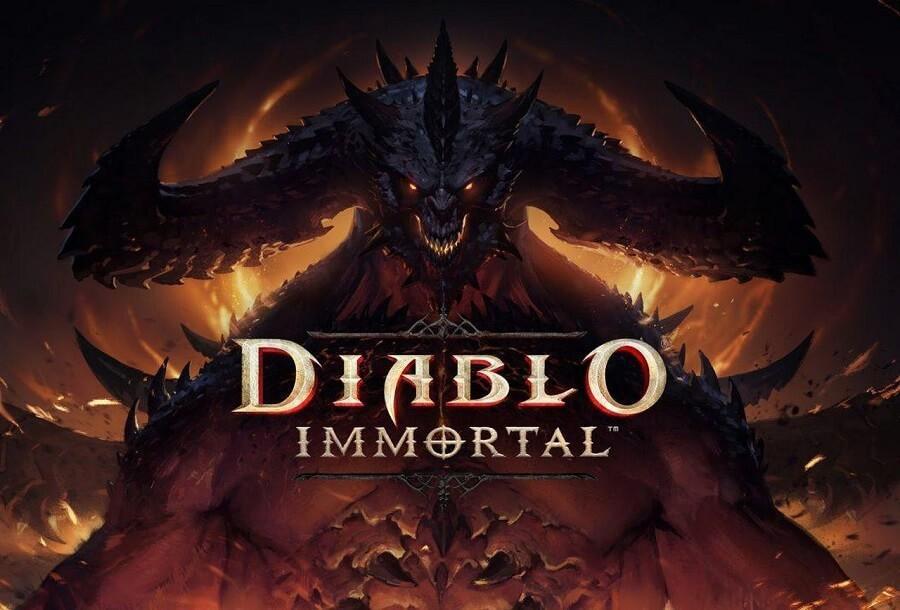 Грядет немыслимое —Diablo: Immortal для мобильных устройств