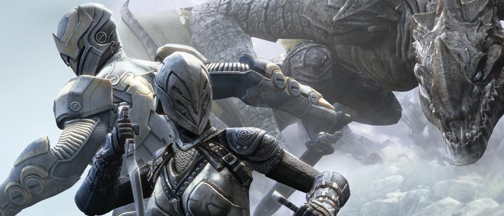 Из App Store неожиданно исчезла трилогия Infinity Blade на Unreal Engine 3