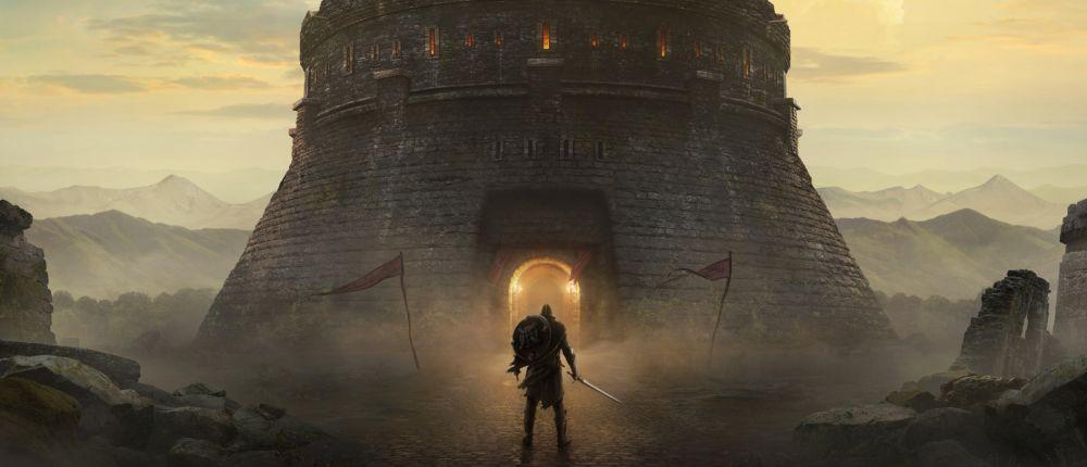 Посмотрите, как работает The Elder Scrolls: Blades на iPhone Xs Max