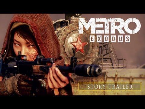"""Видео: рассказ Анны в сюжетном трейлере Metro Exodus"""""""