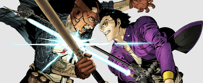 Обзор  Travis Strikes Again: No More Heroes