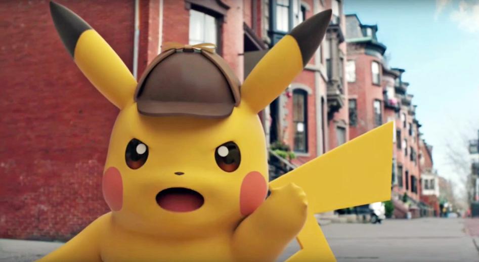 Обзор Detective Pikachu: элементарно, Пикачу!