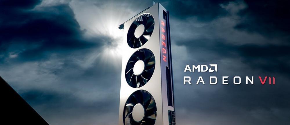 AMD анонсировала новую видеокарту Radeon VII — 7 нанометров и 16 ГБ за 700 долларов