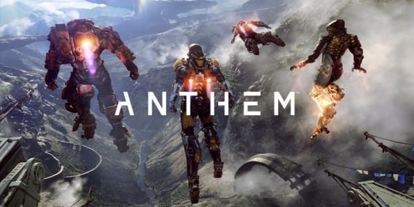 Смотрим 8 минут геймплея Anthem (видео)