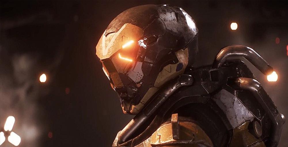 Anthem обвалил сервера Electronic Arts