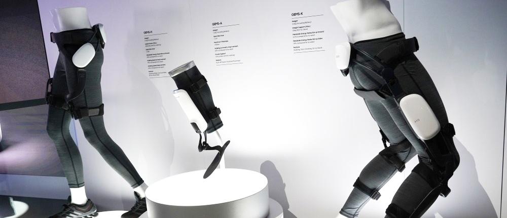 Crysis в реальной жизни — Samsung показала экзоскелет, который сделает вас быстрее