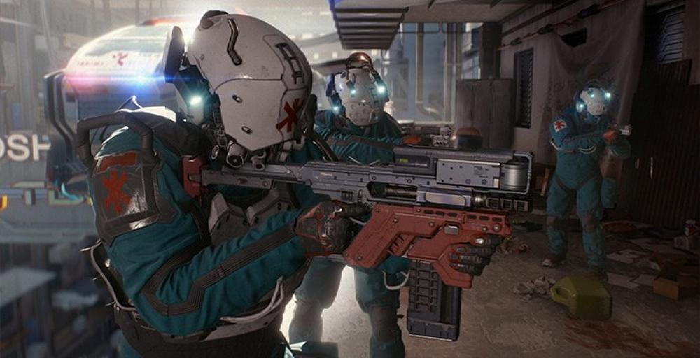Создатели Cyberpunk 2077 рассказали об особенностях оружия