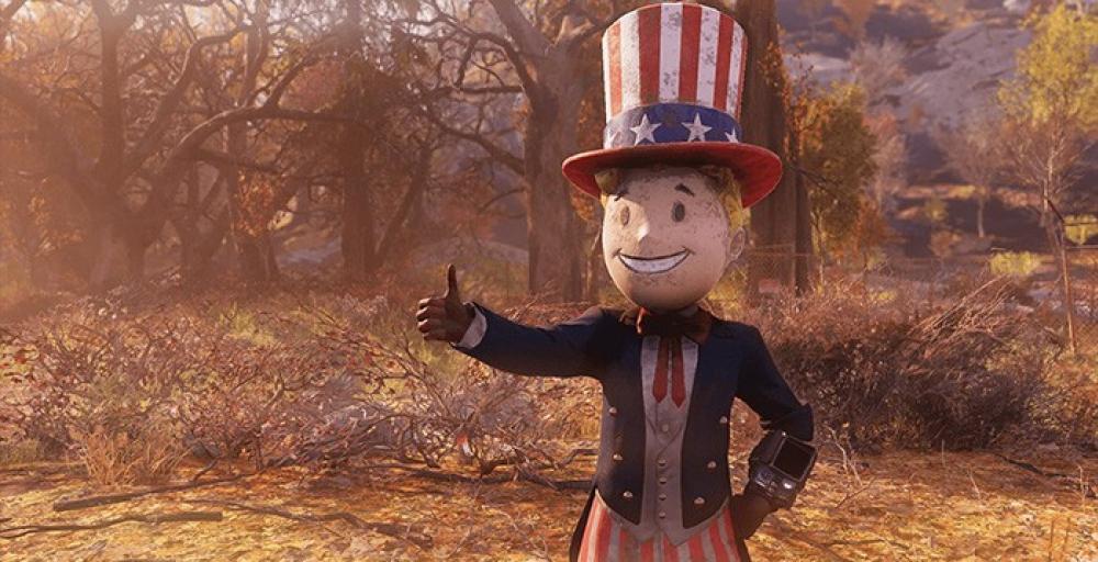 Bethesda не собирается делать Fallout 76 условно-бесплатным