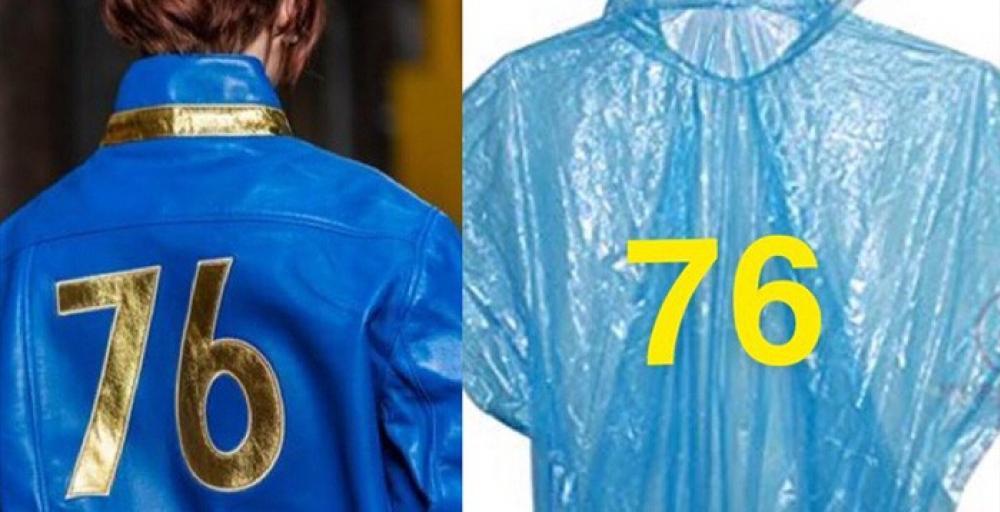 Геймеры издеваются над курткой от Bethesda, посвящённой Fallout 76