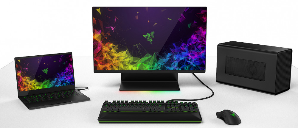 Razer анонсировала игровой монитор с подсветкой — цены и характеристики