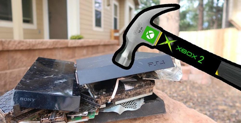 Американцы ждут победы Xbox над PlayStation