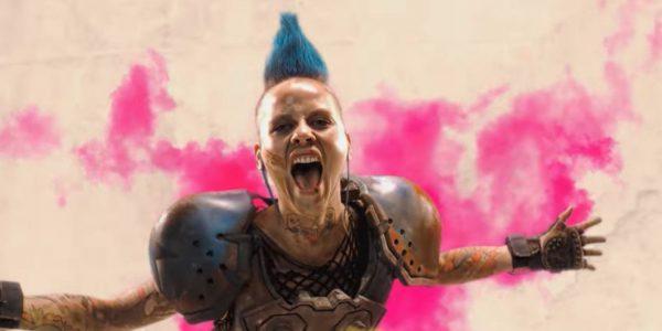 IGN показал немного нового геймплея Rage 2 (видео)