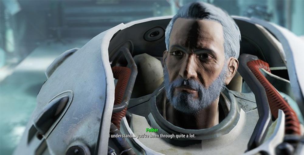 Fallout 4 получил мод, лечащий рак, и меняющий концовку