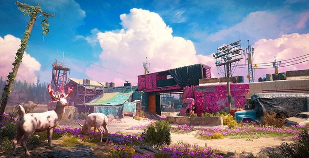 Ubisoft ответила на обвинения в слишком красивом мире Far Cry New Dawn