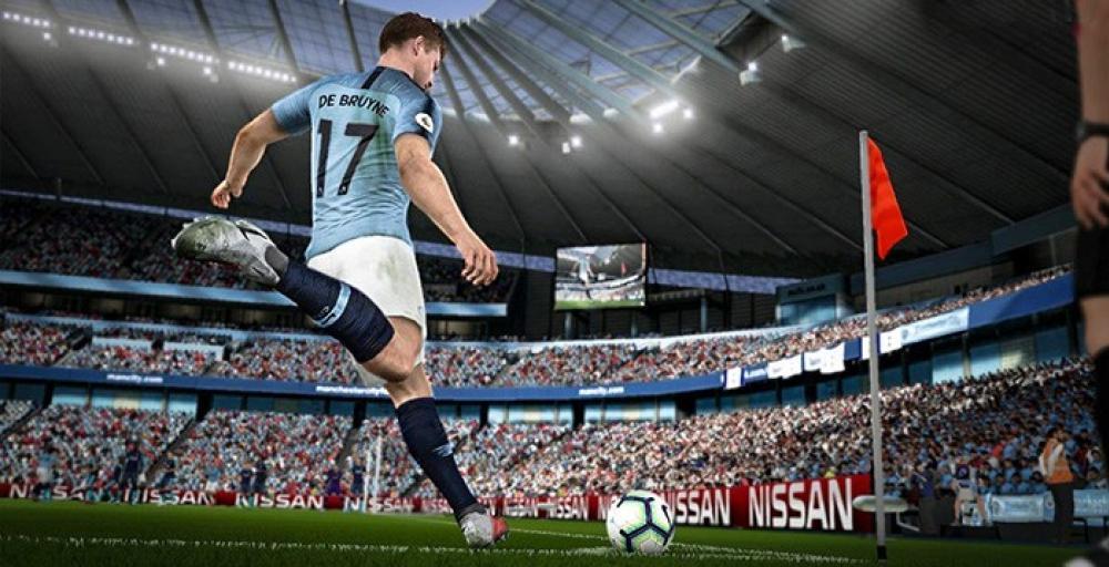 ЕА уже рекламируют FIFA 20