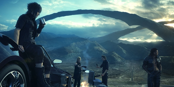 Square Enix показал анимационный пролог к дополнению Episode Ardyn для Final Fantasy XV (видео)