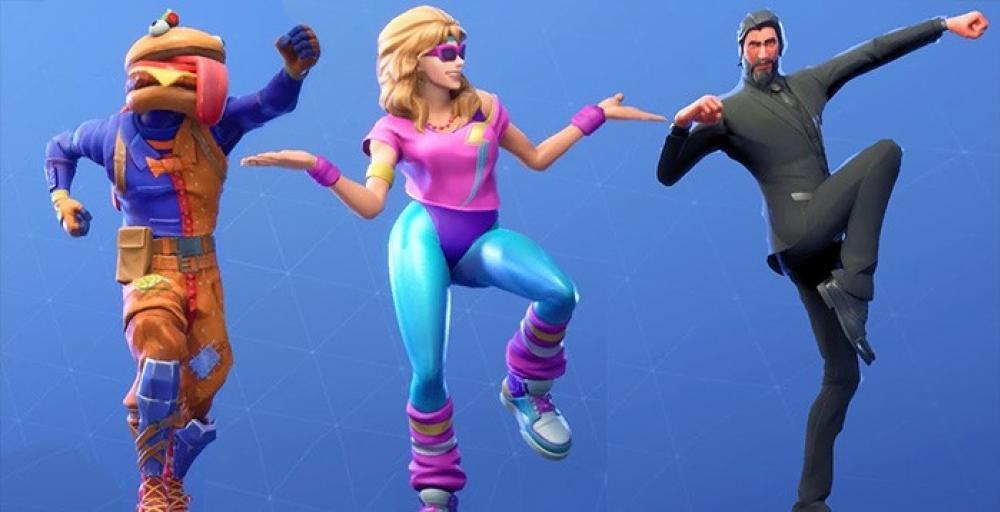 Создатели Fortnite прокомментировали «танцевальные» иски