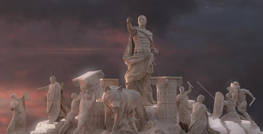 Imperator: Rome выйдет в апреле