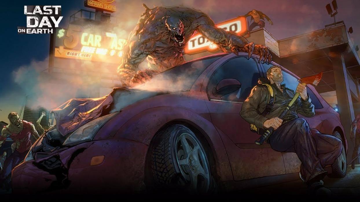 Игра-выживание Last Day on Earth: гайд - прохождение, секреты, крафт