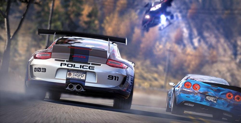 Electronic Arts готовит новую Need for Speed
