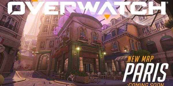 Blizzard представила новую карту для Overwatch (видео)