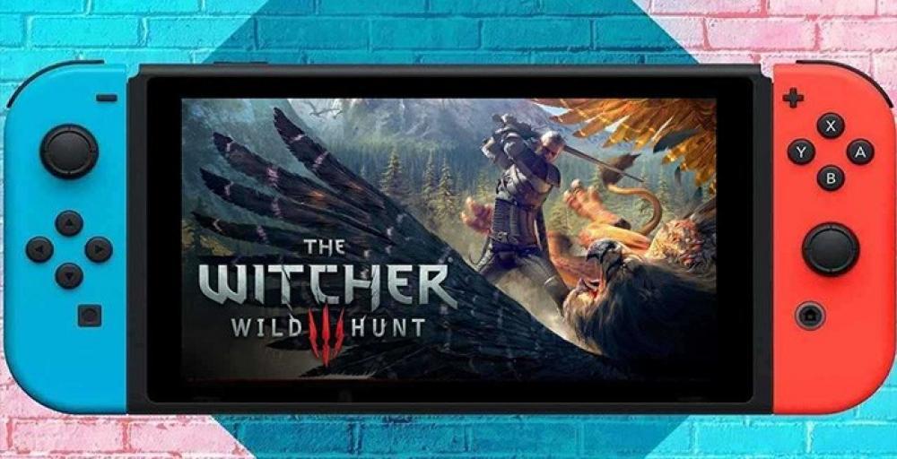 Слух: Ведьмак 3 могут портировать на Nintendo Switch