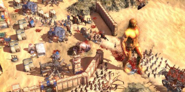 Funcom показала игровой процесс стратегии Conan Unconquered