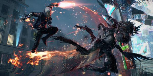 Capcom показала финальный трейлер Devil May Cry 5 (видео)