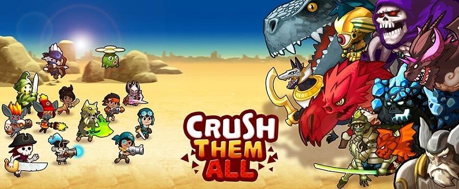 Crash Them All - подробный гайд по игре