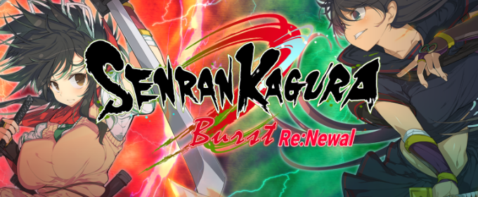 Обзор  Senran Kagura Burst Re:Newal