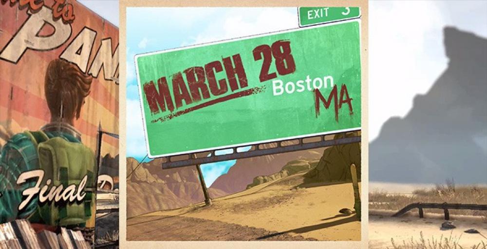 Gearbox намекает на анонс Borderlands 3 в конце марта