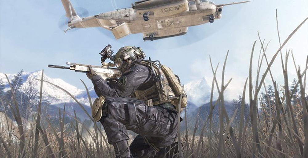 Ремастер Call of Duty: Modern Warfare 2 засветился на PEGI