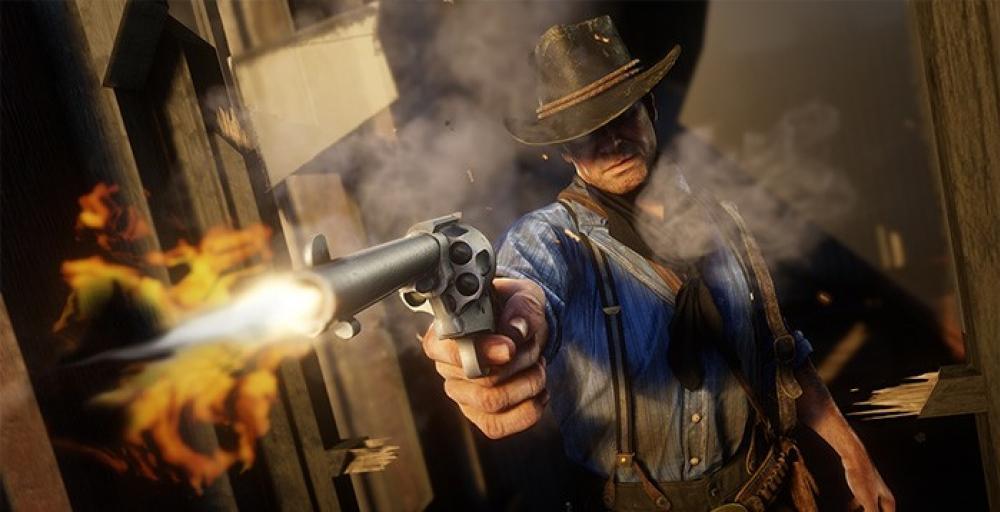Графику Red Dead Redemption 2 ухудшили