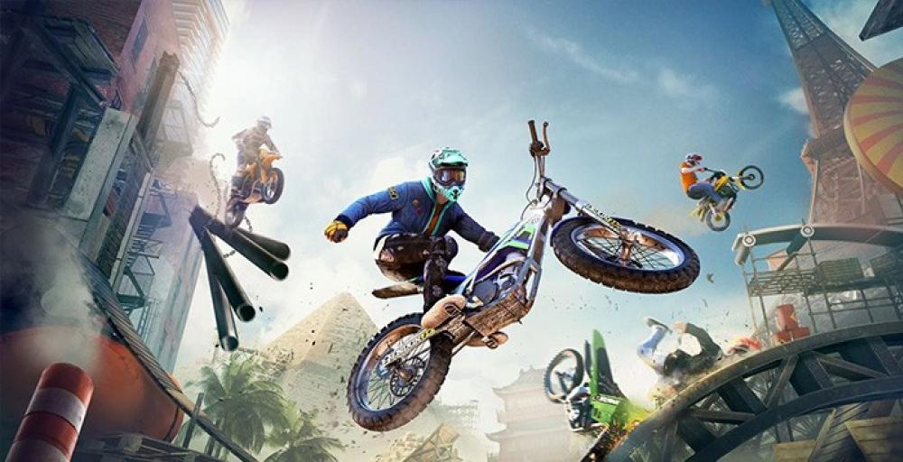 Trials Rising – мотогонки от Ubisoft добрались до релиза